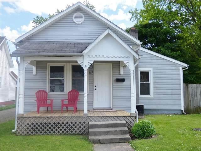 317 W Locust Street, Shelbyville, IN 46176 (MLS #21714964) :: Heard Real Estate Team | eXp Realty, LLC