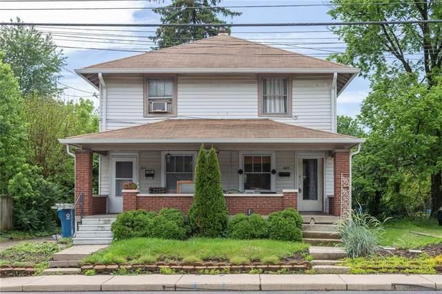 809 E 52ND Street, Indianapolis, IN 46220 (MLS #21714968) :: The Evelo Team