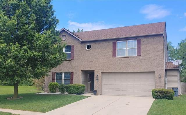 10736 Northern Dancer Drive, Indianapolis, IN 46234 (MLS #21714974) :: Anthony Robinson & AMR Real Estate Group LLC