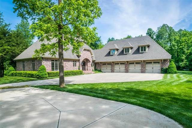 4318 W Whiteland Road, Bargersville, IN 46106 (MLS #21714981) :: The Indy Property Source