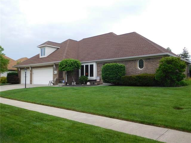 7425 Rooses Drive, Indianapolis, IN 46217 (MLS #21714987) :: Your Journey Team