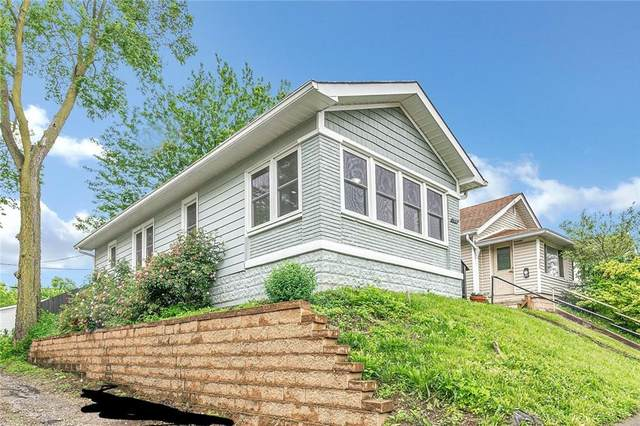 913 Iowa Street, Indianapolis, IN 46203 (MLS #21715005) :: AR/haus Group Realty