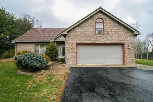 7190 W 200 S, Russiaville, IN 46979 (MLS #21715022) :: Heard Real Estate Team   eXp Realty, LLC
