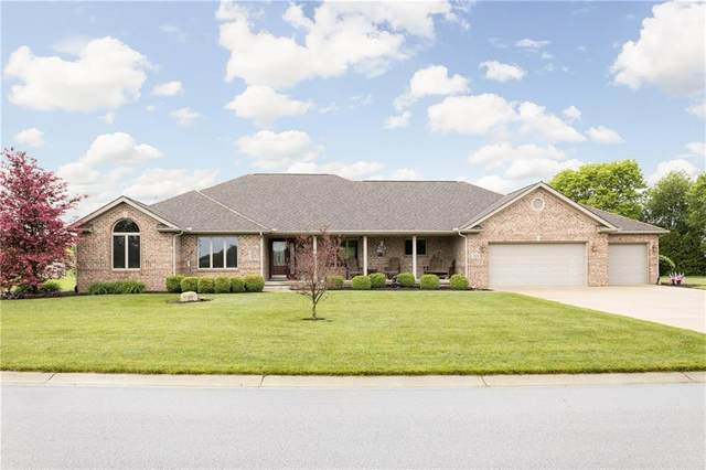 324 Shamrock Avenue, Greentown, IN 46936 (MLS #21715025) :: Anthony Robinson & AMR Real Estate Group LLC