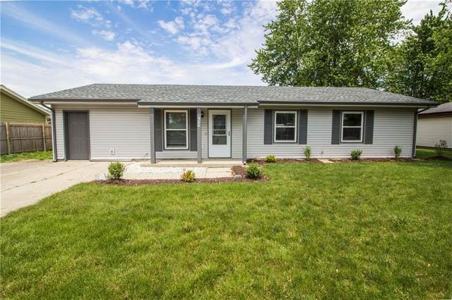 506 Red Fox Run, Arcadia, IN 46030 (MLS #21715026) :: Mike Price Realty Team - RE/MAX Centerstone