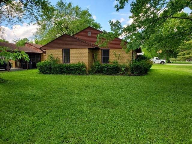 2312 E 2nd Street, Anderson, IN 46012 (MLS #21715027) :: The ORR Home Selling Team