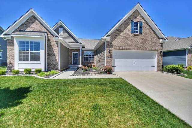 15108 Gallop Lane, Fishers, IN 46040 (MLS #21715030) :: AR/haus Group Realty