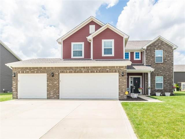 4698 Westchester Drive, Columbus, IN 47203 (MLS #21715033) :: The Indy Property Source