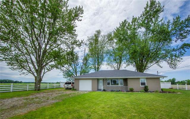 4911 S 475 W, Pendleton, IN 46064 (MLS #21715057) :: The Indy Property Source