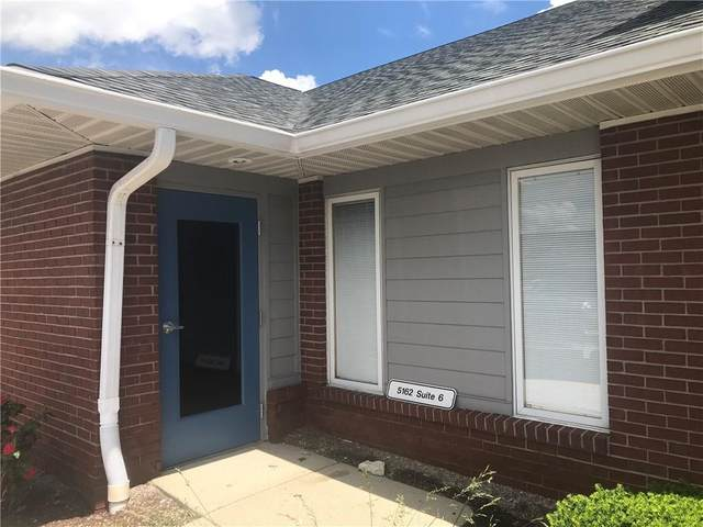 5162 E Stop 11 Road #6, Indianapolis, IN 46237 (MLS #21715059) :: The ORR Home Selling Team