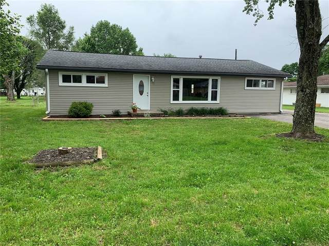 597 Collier Street, Columbus, IN 47201 (MLS #21715062) :: The Indy Property Source