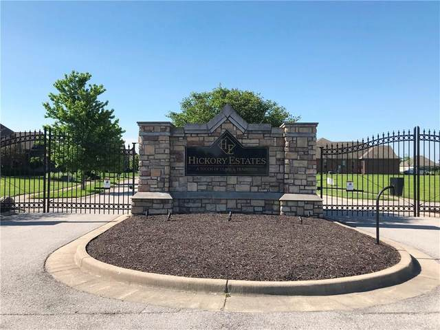 4897 Hickory Estates Boulevard, Bargersville, IN 46106 (MLS #21715067) :: The ORR Home Selling Team