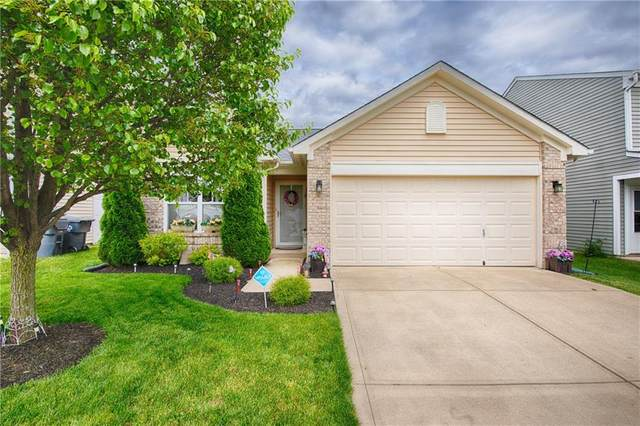 10880 Rose Lane, Ingalls, IN 46048 (MLS #21715068) :: The ORR Home Selling Team