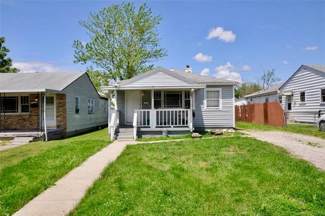 4154 Hoyt Avenue, Indianapolis, IN 46203 (MLS #21715075) :: Mike Price Realty Team - RE/MAX Centerstone