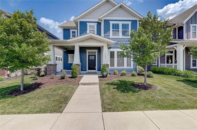 5947 Aldridge Drive, Whitestown, IN 46075 (MLS #21715089) :: The Indy Property Source
