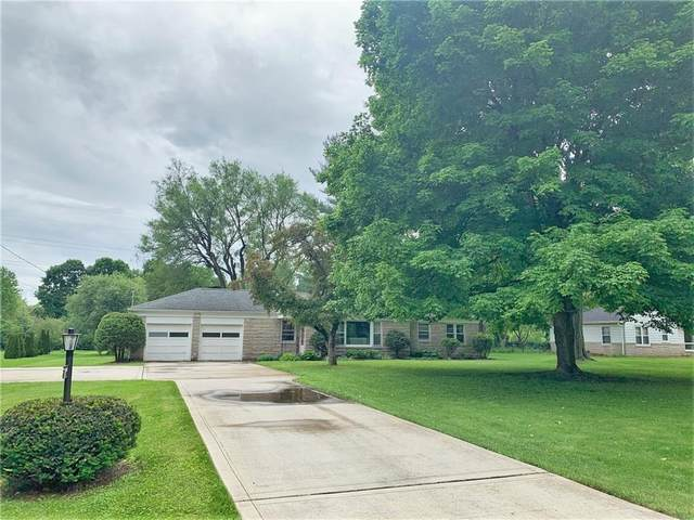 2565 E 91st Street, Indianapolis, IN 46240 (MLS #21715095) :: Mike Price Realty Team - RE/MAX Centerstone