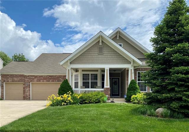 16215 Dandborn Drive, Westfield, IN 46074 (MLS #21715098) :: AR/haus Group Realty