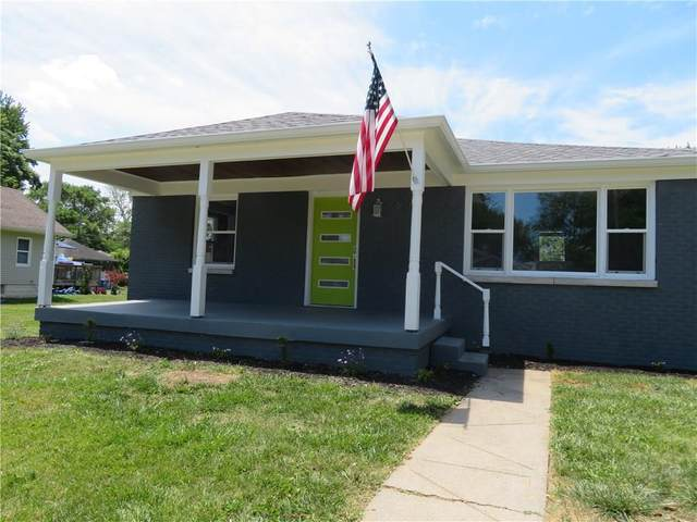 4646 Hillside Avenue, Indianapolis, IN 46205 (MLS #21715105) :: Anthony Robinson & AMR Real Estate Group LLC
