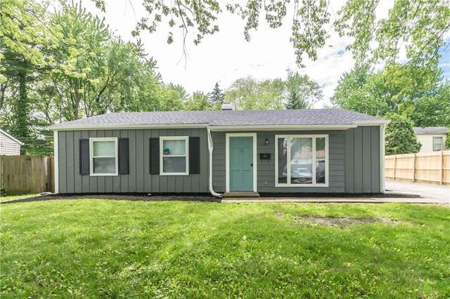 5367 Penway Street, Indianapolis, IN 46224 (MLS #21715108) :: The Indy Property Source