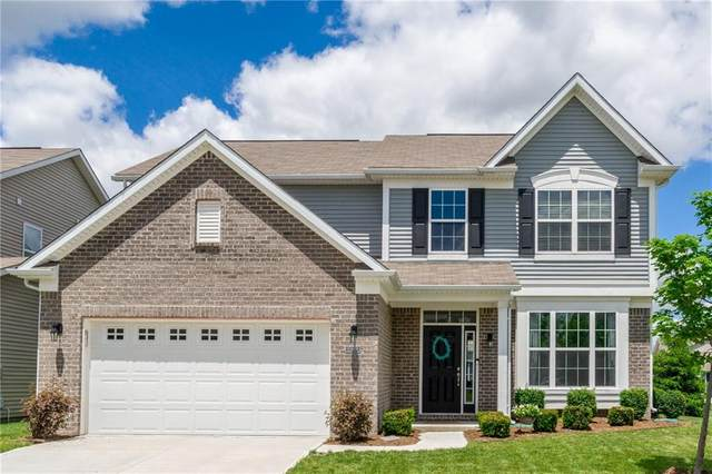 10626 Glenwyck Place, Noblesville, IN 46060 (MLS #21715110) :: AR/haus Group Realty