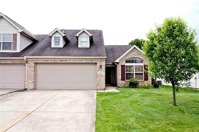 6155 Crystal View Drive, Indianapolis, IN 46237 (MLS #21715115) :: The Evelo Team