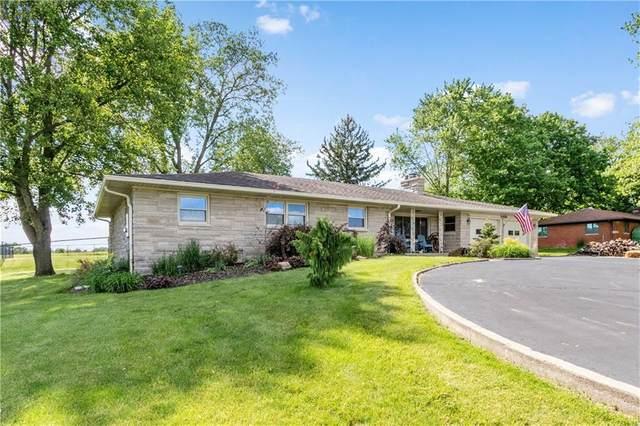 10456 N State Road 267, Brownsburg, IN 46112 (MLS #21715119) :: Heard Real Estate Team | eXp Realty, LLC