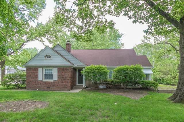 3404 Kessler Boulevard E, Indianapolis, IN 46220 (MLS #21715124) :: The ORR Home Selling Team