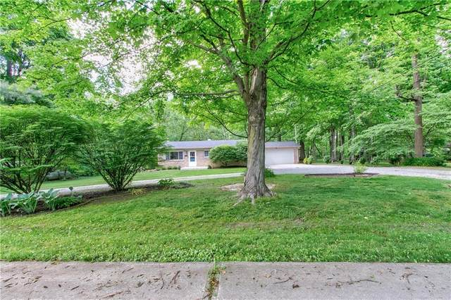 1793 Je To Lake Drive, Avon, IN 46123 (MLS #21715143) :: The Indy Property Source