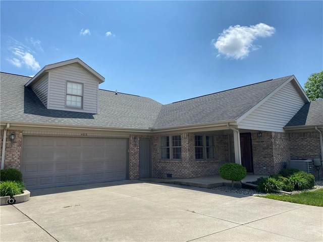 402 Eastfield Drive, Crawfordsville, IN 47933 (MLS #21715144) :: The ORR Home Selling Team