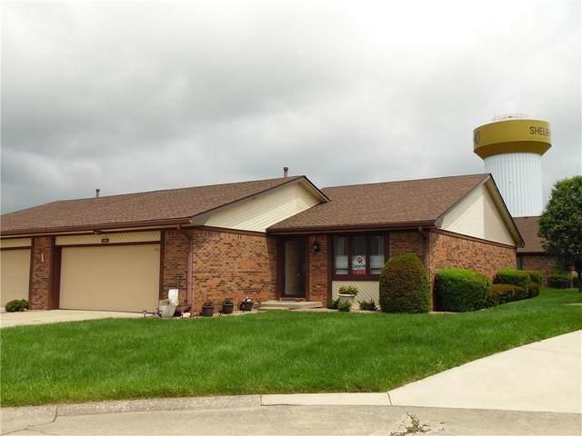 1208 Sycamore Drive #16, Shelbyville, IN 46176 (MLS #21715145) :: David Brenton's Team