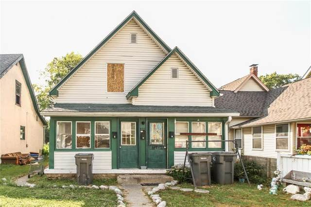 270 N Addison Street, Indianapolis, IN 46222 (MLS #21715148) :: The ORR Home Selling Team