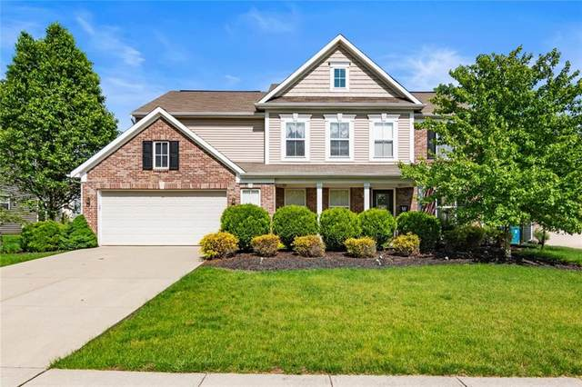 2335 S Woodgrove Way, New Palestine, IN 46163 (MLS #21715153) :: The Indy Property Source