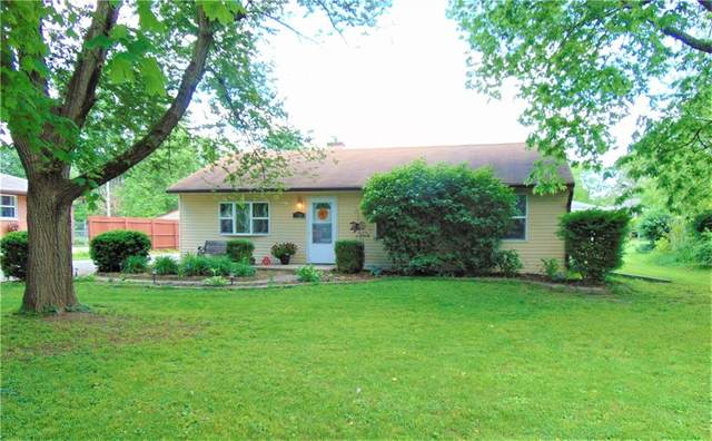 7729 Mary Lane, Indianapolis, IN 46217 (MLS #21715166) :: The Evelo Team