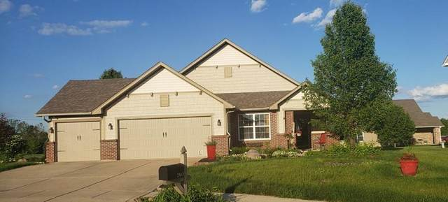 2463 Borax Court, Indianapolis, IN 46239 (MLS #21715177) :: The Evelo Team