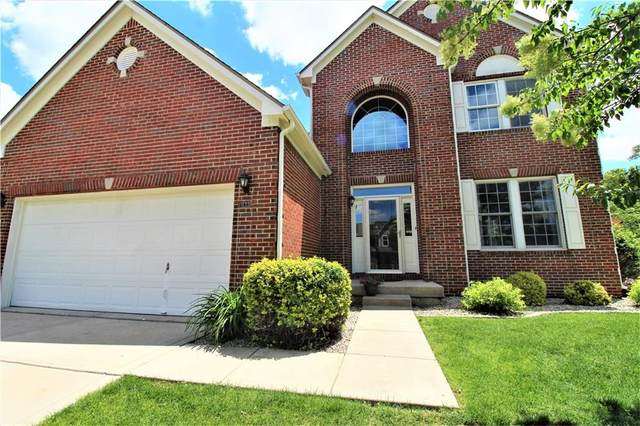 1019 Statesman Drive, Brownsburg, IN 46112 (MLS #21715178) :: Heard Real Estate Team | eXp Realty, LLC