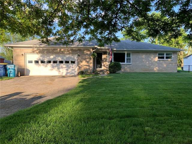 349 N Franklin Road, Indianapolis, IN 46219 (MLS #21715183) :: The Evelo Team