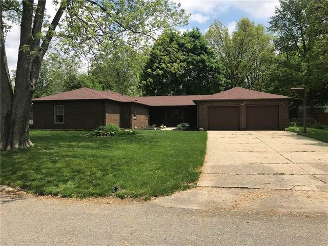 5644 N Olivia Drive, Alexandria, IN 46001 (MLS #21715187) :: Mike Price Realty Team - RE/MAX Centerstone
