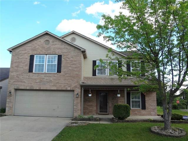 1841 Sonesta Lane, Indianapolis, IN 46217 (MLS #21715193) :: The ORR Home Selling Team