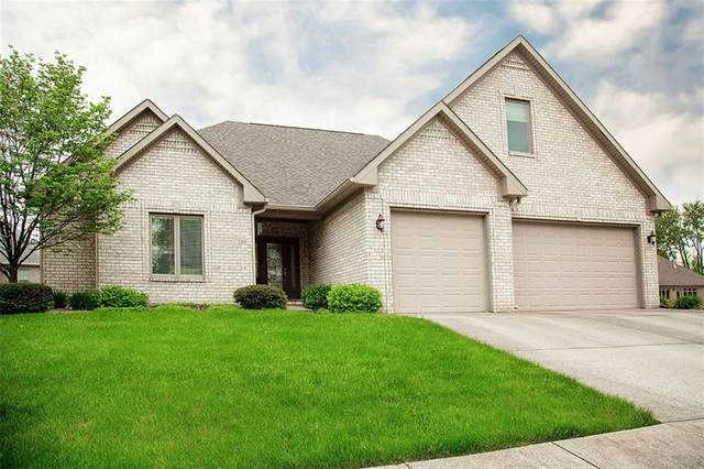 249 N Woodridge Drive, Pittsboro, IN 46167 (MLS #21715203) :: Mike Price Realty Team - RE/MAX Centerstone