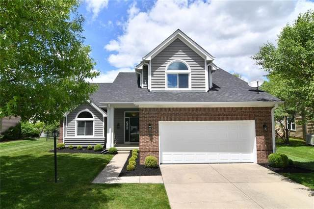 10548 Marlin Court, Indianapolis, IN 46256 (MLS #21715204) :: The ORR Home Selling Team