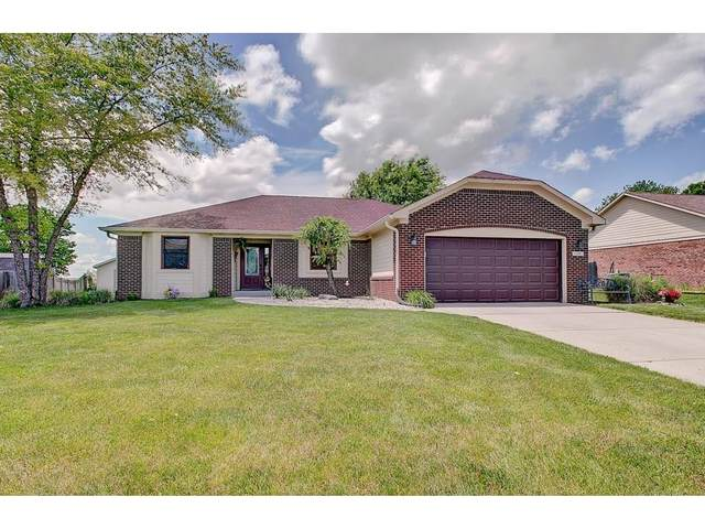248 Eastview Drive, Bargersville, IN 46106 (MLS #21715207) :: David Brenton's Team