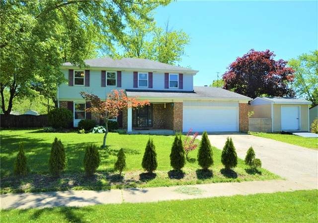 811 E Mckenzie Road, Greenfield, IN 46140 (MLS #21715217) :: AR/haus Group Realty