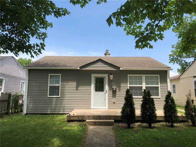 5904 E Greenfield Avenue, Indianapolis, IN 46219 (MLS #21715219) :: Mike Price Realty Team - RE/MAX Centerstone