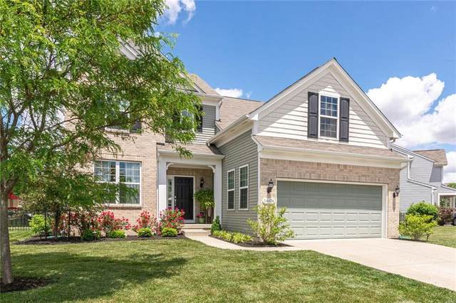 14476 Milton Road, Fishers, IN 46037 (MLS #21715234) :: The Indy Property Source