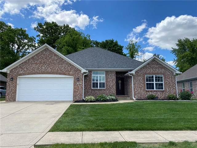 7127 W Mayer Drive, Greenfield, IN 46140 (MLS #21715251) :: AR/haus Group Realty