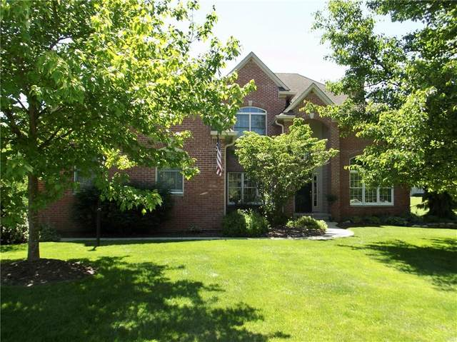1087 Sullivans Ridge, Zionsville, IN 46077 (MLS #21715256) :: Your Journey Team