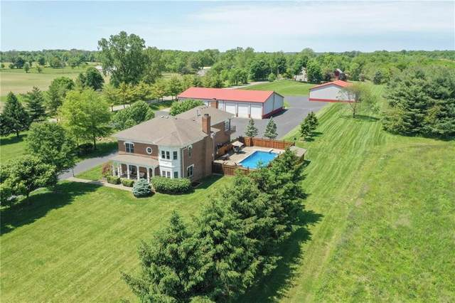 1042 N 1200 E, Sheridan, IN 46069 (MLS #21715270) :: The Indy Property Source
