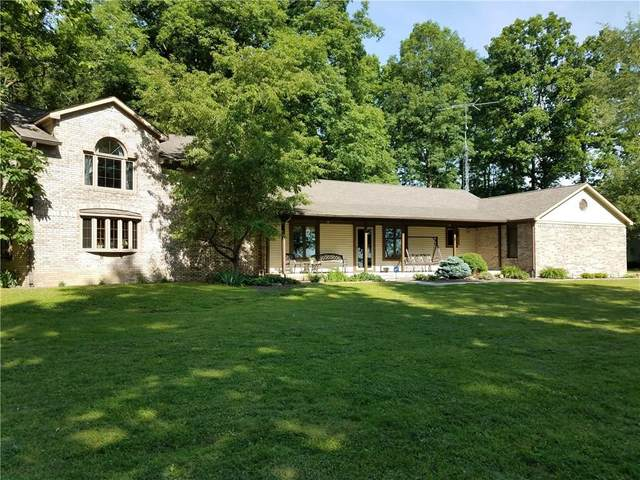 11380 N Shupe Road, Monrovia, IN 46157 (MLS #21715273) :: Mike Price Realty Team - RE/MAX Centerstone