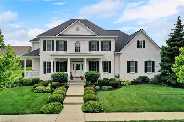4772 Madras Court, Zionsville, IN 46077 (MLS #21715280) :: Mike Price Realty Team - RE/MAX Centerstone