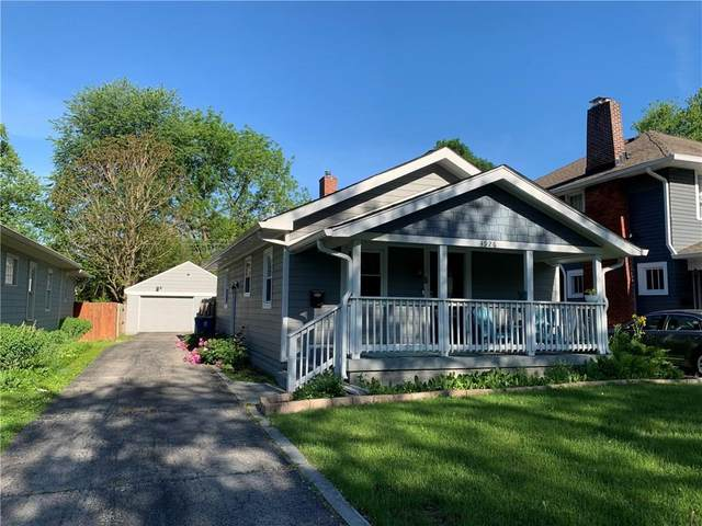 4926 Ralston Avenue, Indianapolis, IN 46205 (MLS #21715290) :: Anthony Robinson & AMR Real Estate Group LLC